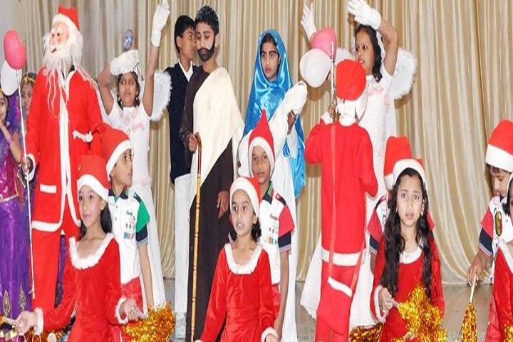 St Xaviers International School-Christmas Celebration