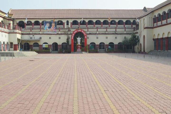 St Josephs Convent Girls Senior Secondary School-Campus View