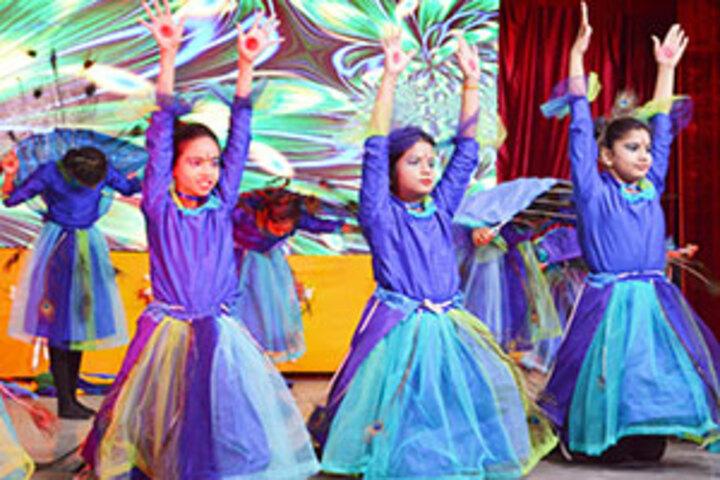 St Josephs Convent Girls Senior Secondary School-Dance Performance