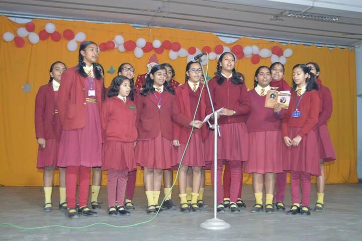 St Josephs Convent Girls Senior Secondary School-Music