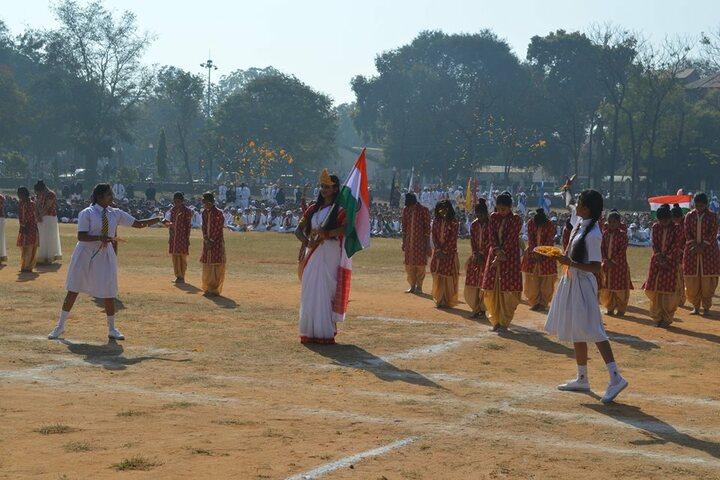 St Josephs Convent Girls Senior Secondary School-Republic Day
