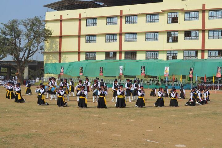 St Josephs Convent Girls Senior Secondary School-School Building