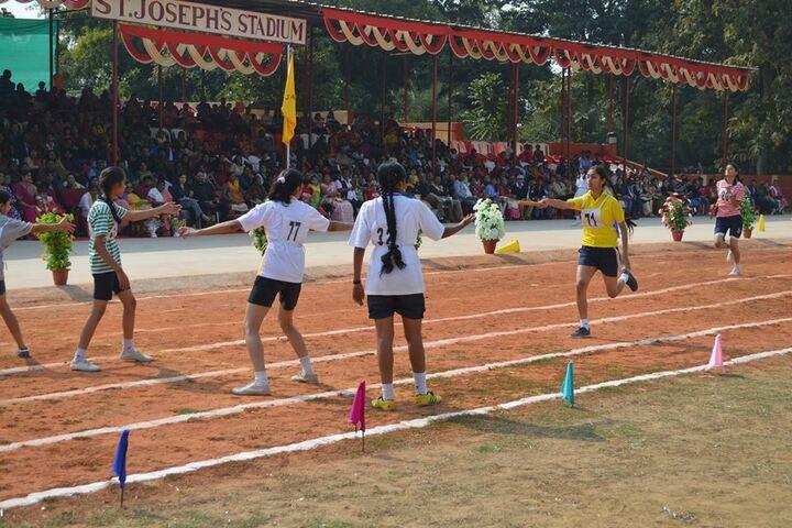 St Josephs Convent Girls Senior Secondary School-Sports Day