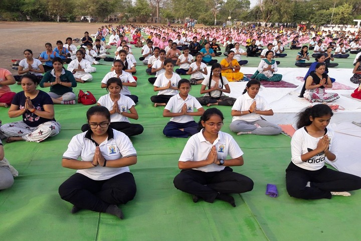 St Josephs Convent H S School-Yoga