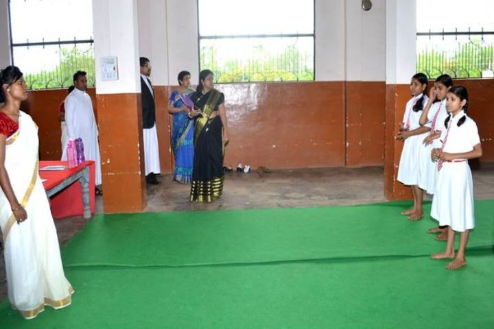 St Thomas Higher Secondary School-Activity Hall