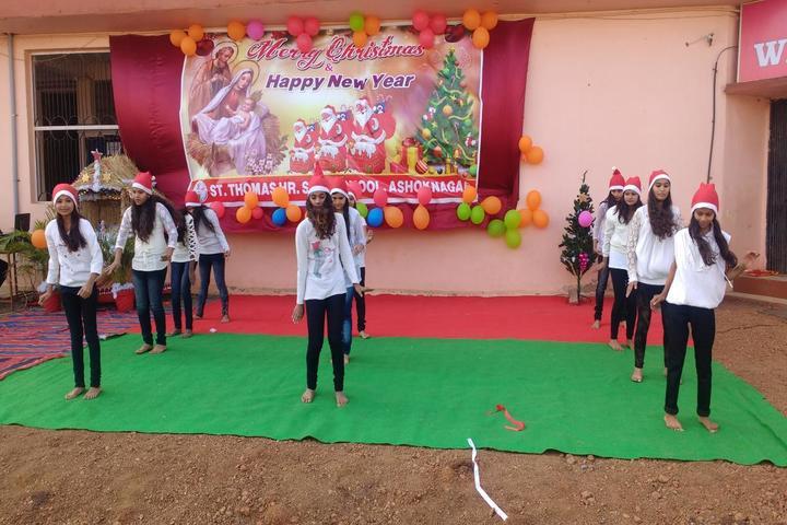 St Thomas Higher Secondary School-Christmas Celebrations