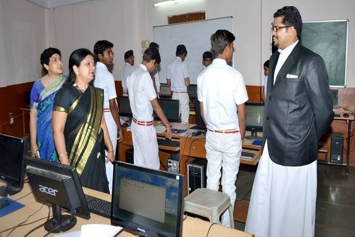 St Thomas Higher Secondary School-Computer Labs