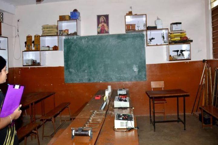 St Thomas Higher Secondary School-Physics Labs