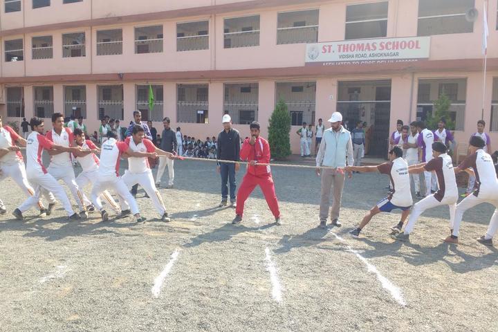St Thomas Higher Secondary School-Sports