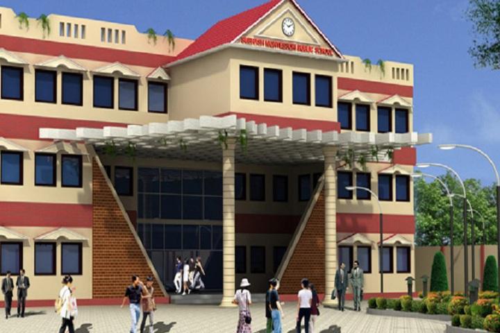 Subhsh Montessori Public School-Campus-View