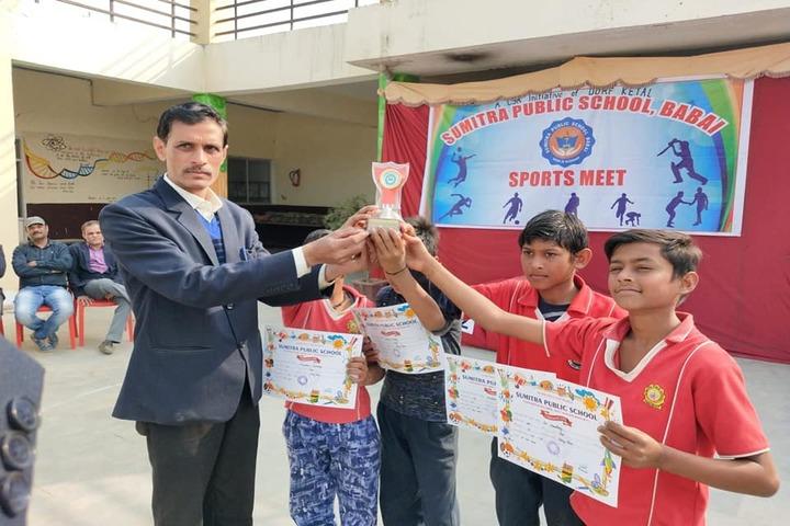 Sumitra Public School-Awards