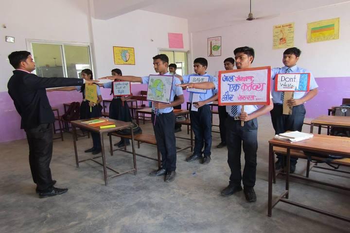 Sumitra Public School-Awareness Programme