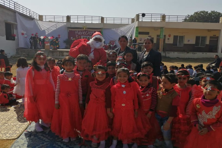 Sumitra Public School-Christmas Celebrations