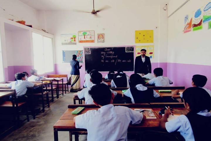 Sumitra Public School-Classroom