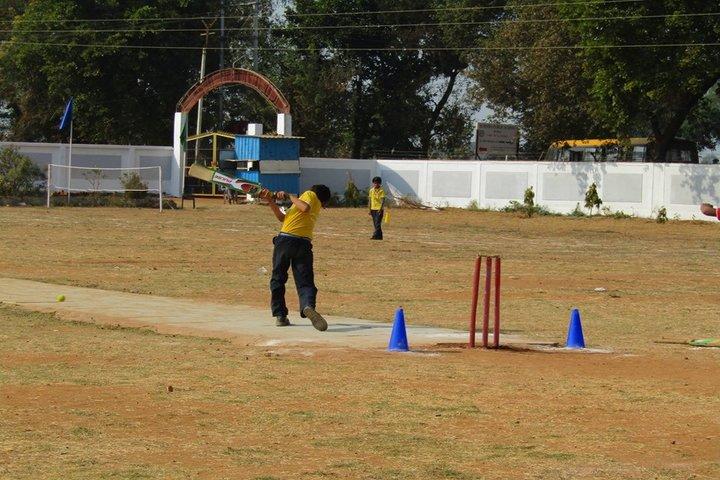 Sumitra Public School-Play Area