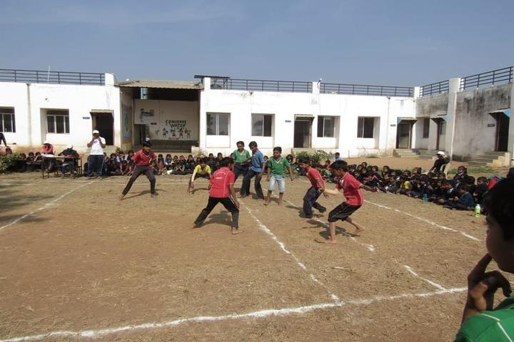 Sumitra Public School-Sports Day