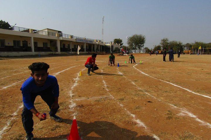 Sumitra Public School-Sports