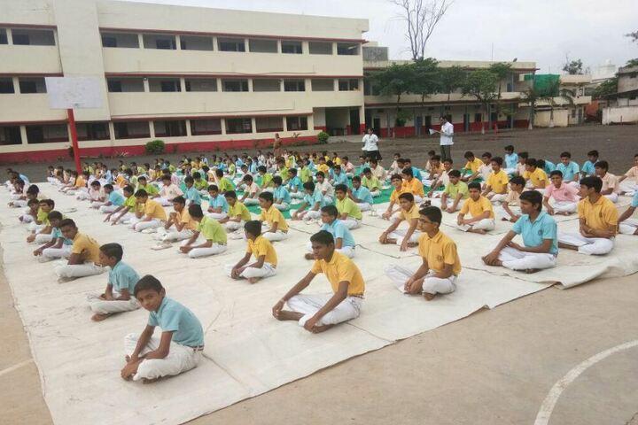 Sunflower English Medium High School Harda-Physical Education