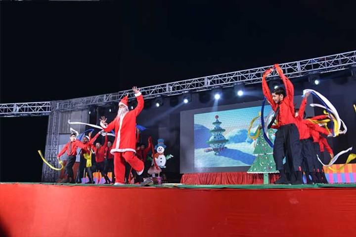 Svitm International School-Christmas Celebrations