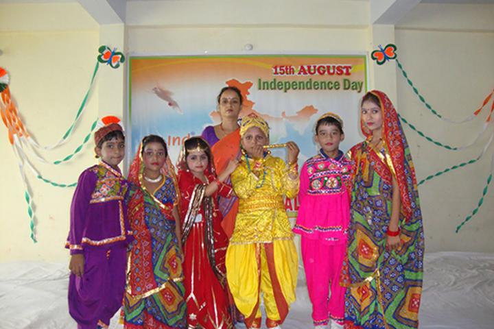 Svitm International School-Independence Day