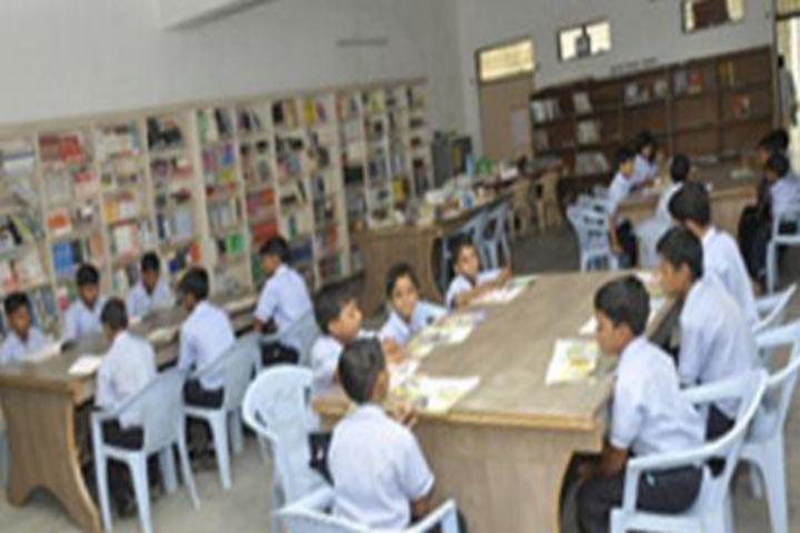 Svitm International School-Library