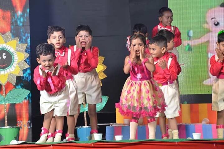 Svitm International School-Primary Fest