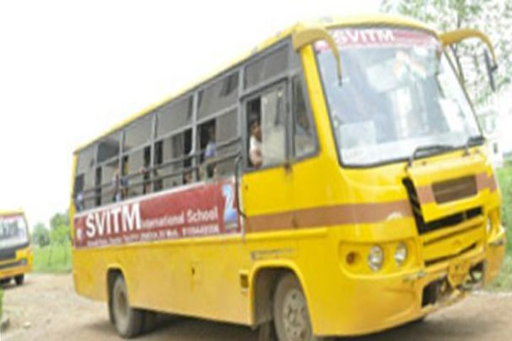 Svitm International School-Transport