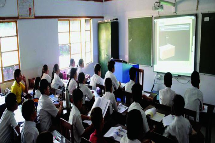 Swami Vivekanand Public School-AV Room