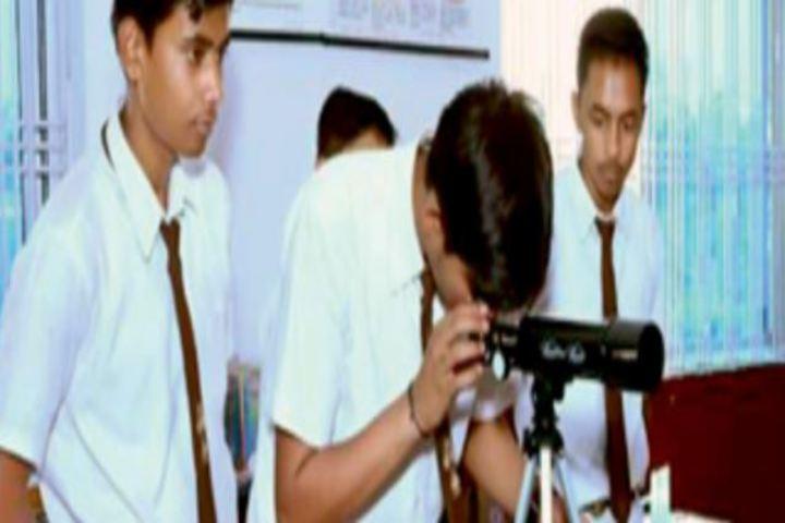 Swami Vivekanand Public School-Bio Labs