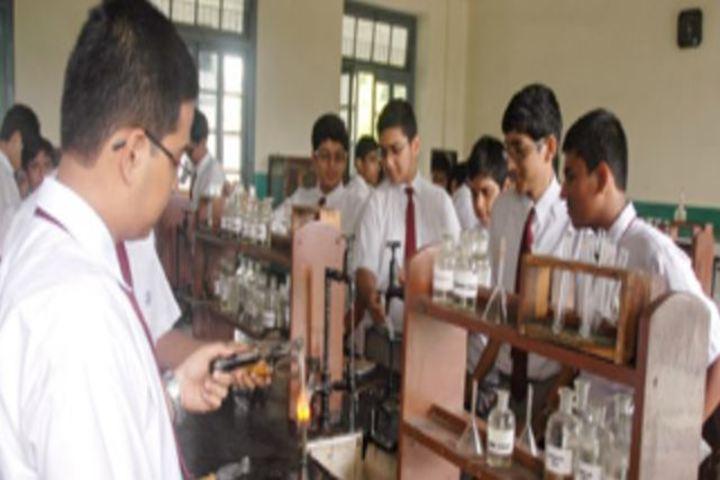 Swami Vivekanand Public School-Chemistry Labs