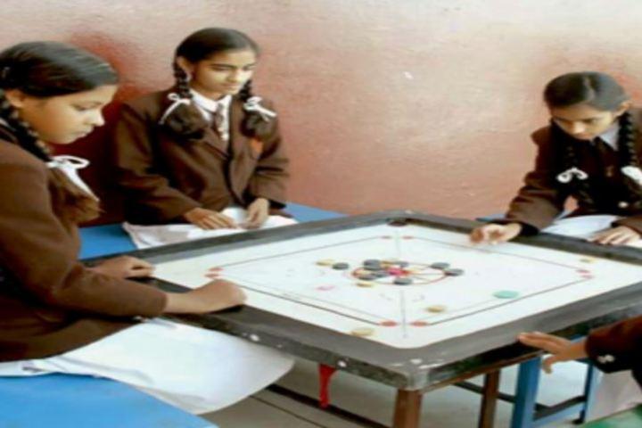 Swami Vivekanand Public School-Games