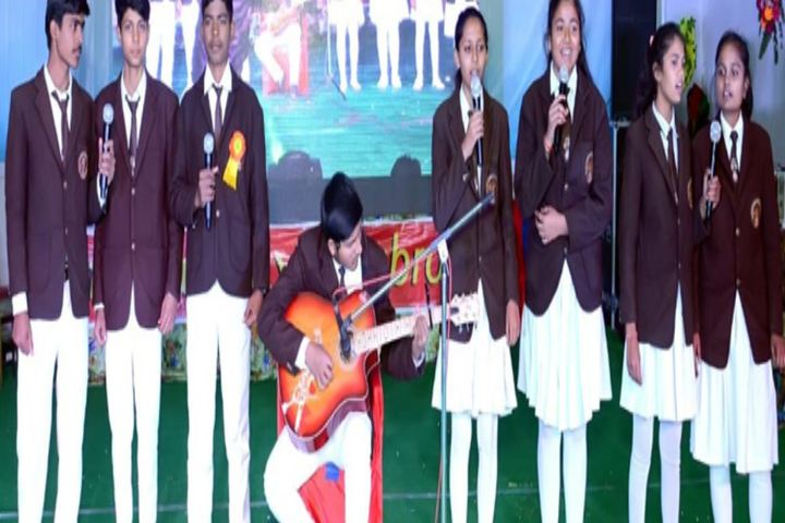 Swami Vivekanand Public School-Group Song