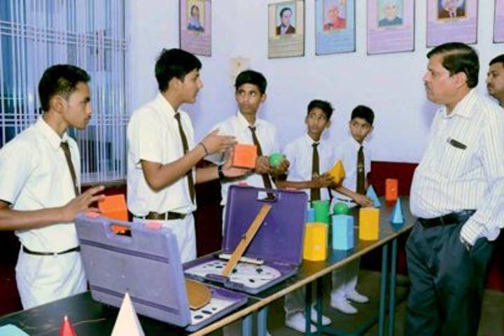 Swami Vivekanand Public School-Maths Labs