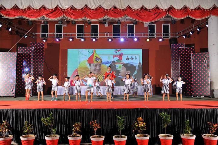Swami Vivekanand Public School-Multi Purpose Hall