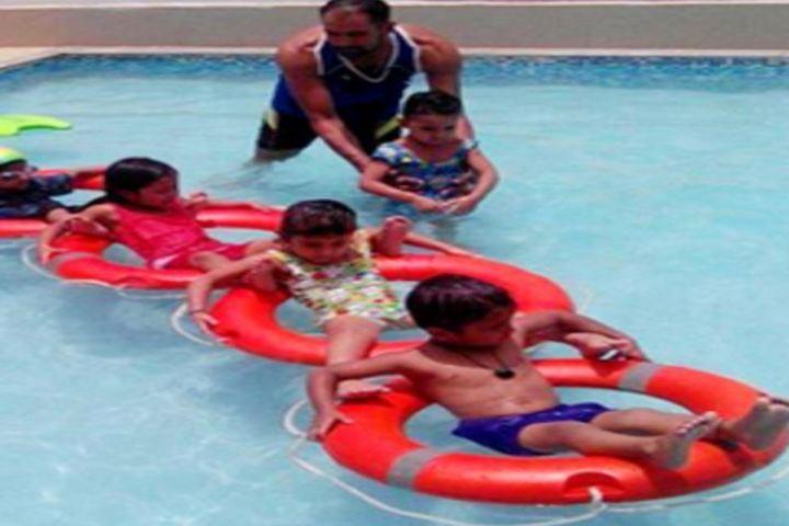 Swami Vivekanand Public School-Swimming Pool