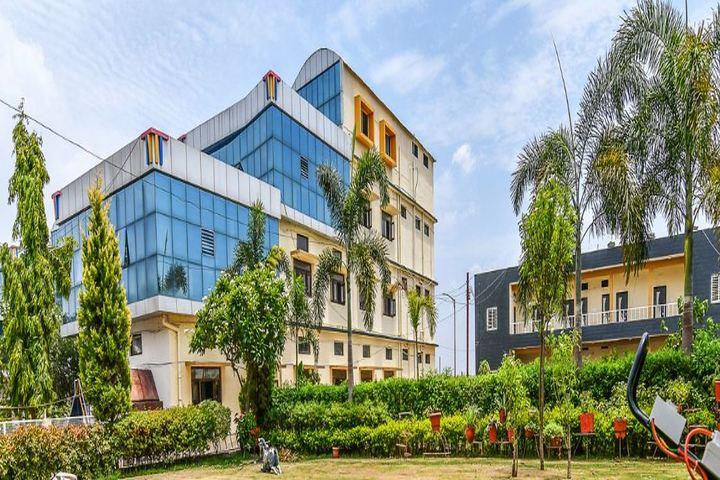 Swami Vivekanand Public School-Campus Area