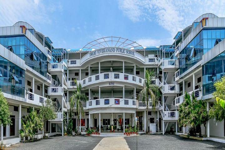 Swami Vivekanand Public School-Campus View