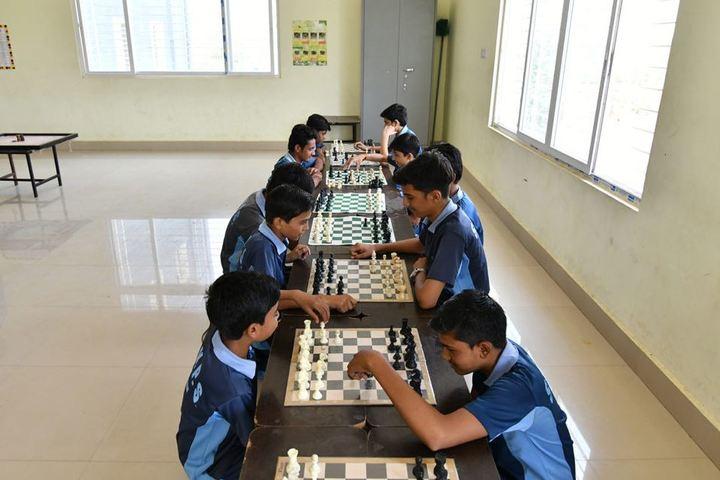 Swami Vivekanand Public School-Chess