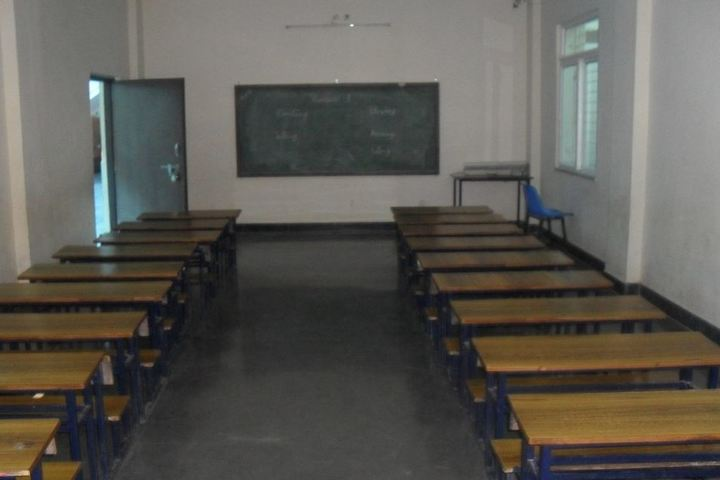 Swami Vivekanand Public School-Classroom