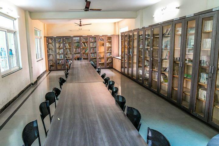 Swami Vivekanand Public School-Library