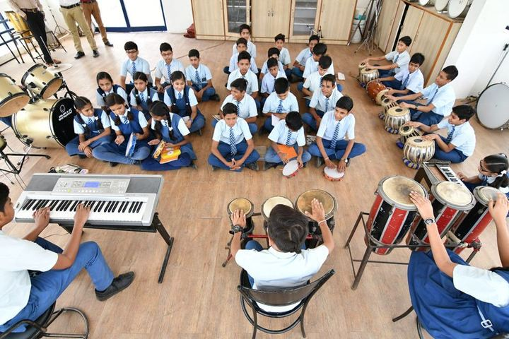 Swami Vivekanand Public School-Music