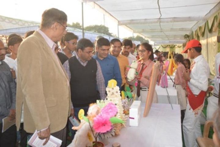 Swaroop Vidya Niketan Higher Secondary School-Art Exhibition