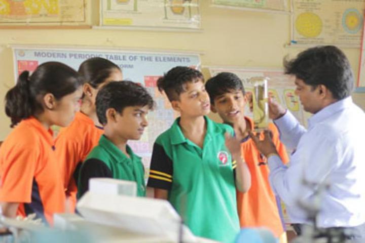 Swaroop Vidya Niketan Higher Secondary School-Bio Class