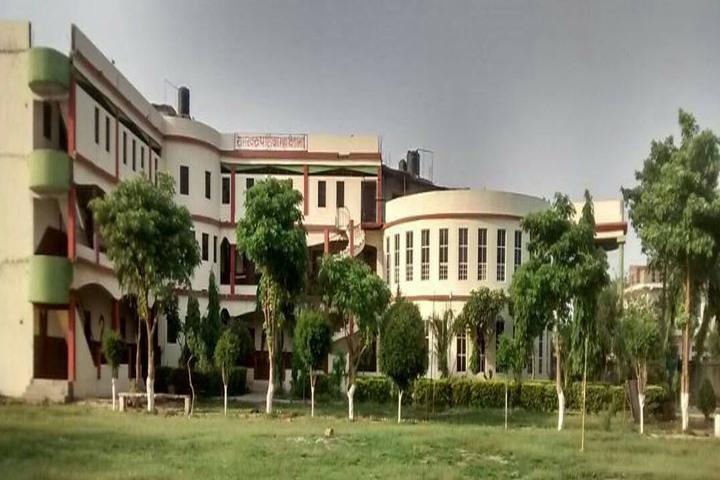 Swaroop Vidya Niketan Higher Secondary School-Campus View