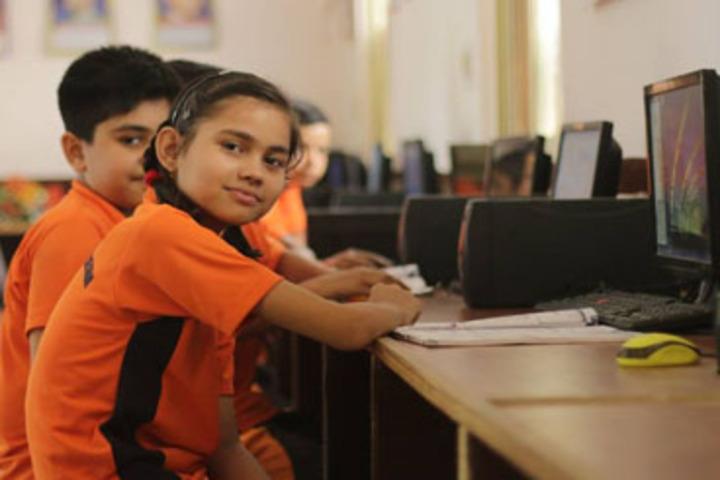 Swaroop Vidya Niketan Higher Secondary School-Computer Labs
