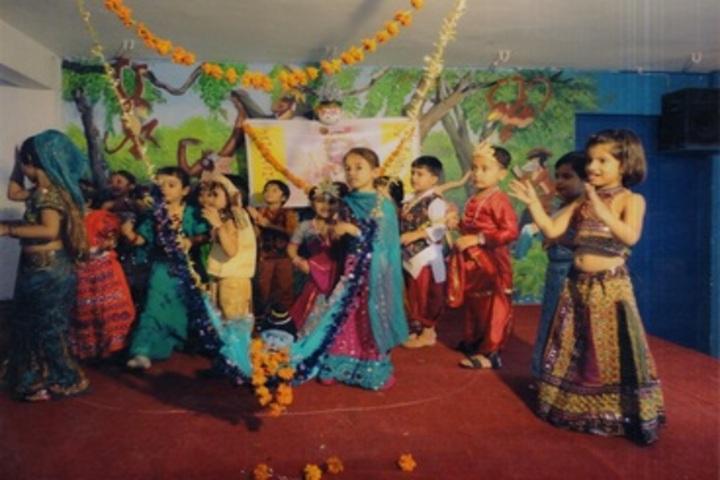 Swaroop Vidya Niketan Higher Secondary School-Event