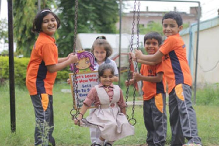 Swaroop Vidya Niketan Higher Secondary School-Kindergarten