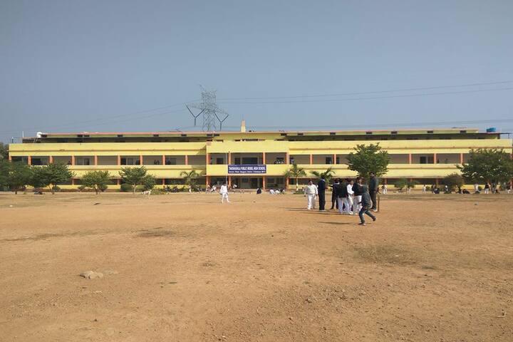 Takshshila Public Model High School-Campus View