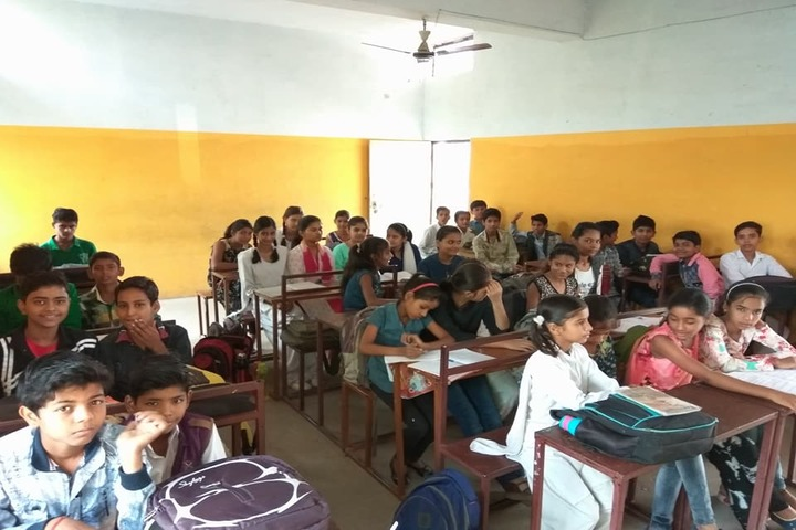 Takshshila Public Model High School-Classroom