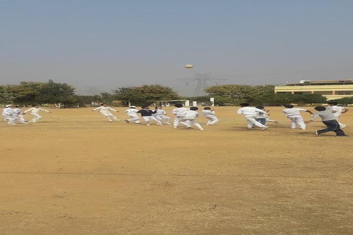 Takshshila Public Model High School-Play Area